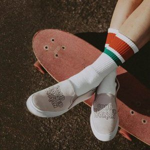 NEW Keds x The Bee & The Fox Good Hearted Woman Si